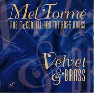 Mel Tormé With Rob McConnell & The Boss Brass - Velvet & Brass