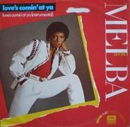 Melba Moore - Love's Comin' At Ya (Super Dance Version)