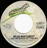 Melba Montgomery - No Charge / I Love Him Because He's That Way