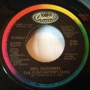 Mel McDaniel - Baby's Got Her Blue Jeans On / The Gunfighter's Song