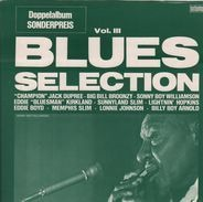 Memphis Slim, Eddie Boyd, Lightnin´ Hopkins a.o. - Blues Selection Vol. 3