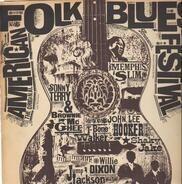 Memphis Slim, Shakey Jake, a.o. - The Original American Folk Blues Festival