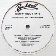 Men Without Hats - The Safety Dance / I Got The Message