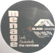 Menage - Lady Marmalade - The Remixes