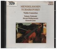 Mendelssohn / Tchaikovsky - Violin Concertos