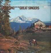 Merle Travis / hank Williams / The Platters a.o. - Let's Sing With The Great Singers