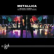 Metallica With Michael Kamen Conducting The San Francisco Symphony Orchestra - S&M