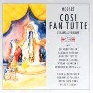 Mozart - Cosi Fan Tutte (Steber,Thebom,Peters)