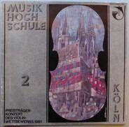 Bach / Wieniawski / Bartok / Saint-Saens - Preisträgerkonzert des Violinwettbewerbs 1981