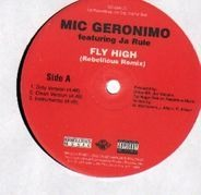 Mic Geronimo - Fly High (Rebellious Remix) / All Said And Done