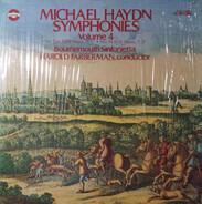 Michael Haydn - Symphonies - Volume 4