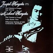 Michael Haydn , Joseph Haydn , Janos Sandor , Győri Filharmonikus Zenekar , Kovács Lóránt - Flute Concerto In D Major