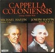 Michael Haydn , Joseph Haydn - Sinfonie D-dur / Sinfonie Nr. 88 G-dur