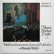 Michael Haydn - Missa In Honorem Sanctae Ursulae («Chiemsee - Messe»)