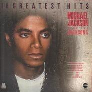 Michael Jackson And The Jackson 5 - 18 Greatest Hits