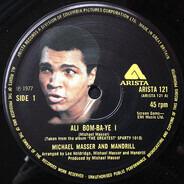 Michael Masser & Mandrill - Ali Bom-Ba-Ye