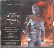 Michael Jackson - HIStory - Past, Present And Future - Book I