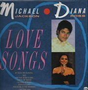 Michael Jackson And Diana Ross - Love Songs