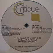 Michelle Wallace - You Ought To Know