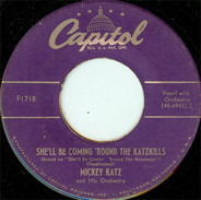 Mickey Katz And His Orchestra - Borscht Riders In The Sky