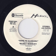 Mickey Newbury - Gone  To Alabama