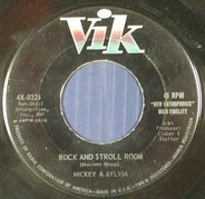 Mickey & Sylvia - Bewildered / Rock And Stroll Room