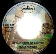 Mickey Newbury - let's say goodbye one more time