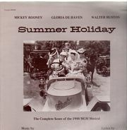 Mickey Rooney, Gloria de Haven, Walter Huston - Summer Holiday