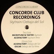 Microtune & Takter , Acidfactory , Oscar - Skytrain / Debajo Del Sol