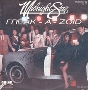 Midnight Star - Freak-A-Zoid / Move Me