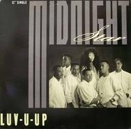 Midnight Star - Luv-U-Up