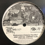 Mike Ladd / Sonic Sum - Bladerunners (Company Flow Mix) / Window Seat (The Bus Song)