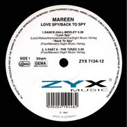 Mike Mareen - Love Spy / Back To Spy