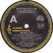 Mike McClellan - The One I Love