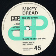 Mikey Dread - Reggae Hit Shot / Pave The Way