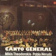 Mikis Theodorakis / Pablo Neruda - Canto General