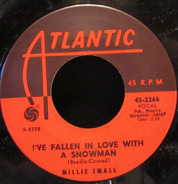 Millie Small - I've Fallen In Love With A Snowman / Bring It On Home To Me