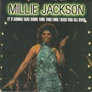 Millie Jackson - It's Gonna Take Some Time This Time / Kiss You All Over