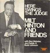 Milt Hinton - Milt Hinton And Friends: Here Swings The Judge