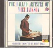 Milt Jackson - The Ballad Artistry of Milt Jackson