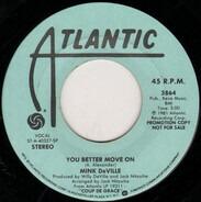Mink DeVille - You Better Move On