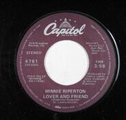 Minnie Riperton - Lover And Friend