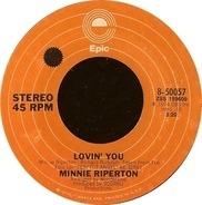 Minnie Riperton - Lovin' You / The Edge Of A Dream