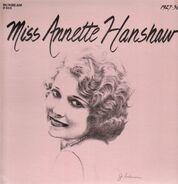Annette Hanshaw - 1927-36 - It Was So Beautiful