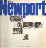 Mississippi John Hurt, Rev. Gary Davis a.o. - Blues at Newport