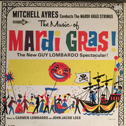 Mitchell Ayres - The Music Of Mardi Gras