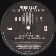 Mobb Deep Featuring Big Noyd And Rakim - Hoodlum
