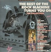 Moby Grape, The Byrds, Grace Slick - The Best Of The Rock Machine Turns You On