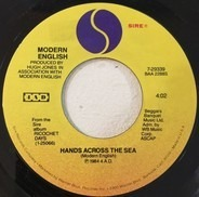 Modern English - Hands Across The Sea