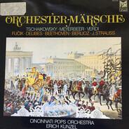 Tchaikovsky •  Meyerbeer •  Verdi a.o. - Orchester-Märsche
